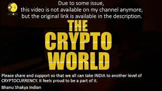 The Crypto World, Full Documentary Live After My Interview