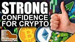 Bitcoin $30K Support Holding Strong (Confidence Growing for Ethereum & Crypto)