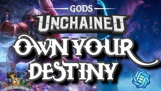 OWN Your Destiny Compete globally and WIN with Gods Unchained!