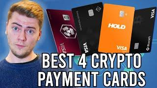 Daily Payments With Crypto?! Here Are The 4 Best CRYPTO CARDS!