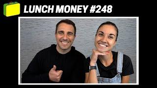 Lunch Money #248: Bitcoin, Consumer Prices, Real Estate, Robot Made, Taco Bell, #ASKLM