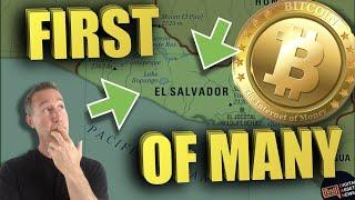 BITCOIN IS NOW A LEGAL CURRENCY IN CENTRAL AMERICA & WARREN BUFFET CRYPTO