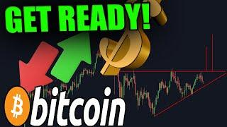 BIG BITCOIN MOVE WITHIN 48 HOURS! Get Ready NOW