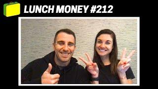 Lunch Money #212: Bitcoin, BNY Bank, Uber, Twitter, Tom Brady, & #ASKLM