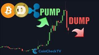 BITCOIN bald mit Breakout? XRP Pump & Dump, DOGE, MITH (Community Analyse)