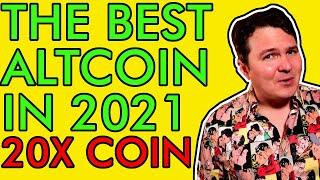 BEST CRYPTO ALTCOIN FOR BIG GAINS IN 2021? POLKA DOT!!! $100 PRICE PREDICTION [Millionaire Maker]