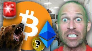 BITCOIN BEARISH WARNING!!!!!! MUST BUY THESE TWO UNDERVALUED CRYPTO ALTCOINS!!!! [my EXACT charts..]