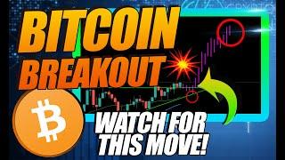BITCOIN BREAKOUT TO $60k TODAY?! HERE IS HOW IT WILL HAPPEN!