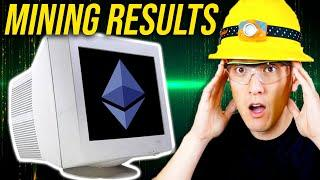 I Tried Mining Ethereum For A Week