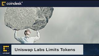 DeFi Crackdown: Uniswap Labs Limits Access to Some Tokens