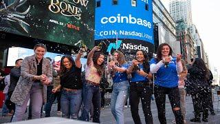 Coinbase's Wall Street Debut: Its Significance and Why It's NOT an IPO | The Hash - CoinDesk TV