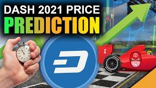 #1 Fastest Crypto (Dazzling DASH Price Prediction 2021)