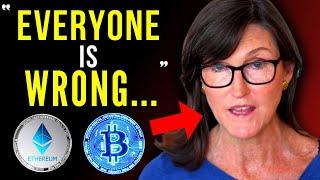 Cathie Wood Bitcoin - EVERYONE has it WRONG. Ethereum and Bitcoin Prediction (NEW)