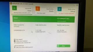Mining Rig Update - 2x GTX1060 & RX570 Profitability Using Betterhash Mining Over $7 A Day In ETH!!!