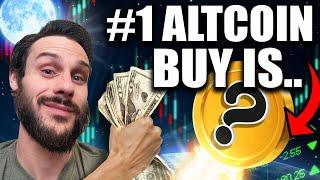 The #1 Rebound ALTCOIN!? I'm Buying It... RIGHT NOW!!