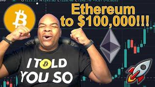 BITCOIN IS GOING TO $1'000'000, ETHEREUM TO 100'000!  [I explain why]