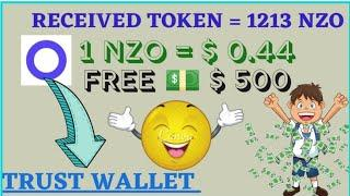 Free NZO Token | Trust Wallet Instant Claim | NZO | Free Airdrop | Airdrop | Crypto Currency | BNB |