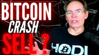 Bitcoin CRASH - Should you SELL? Max Keiser and Michael Saylor on Bitcoin Exit Strategy (2021)