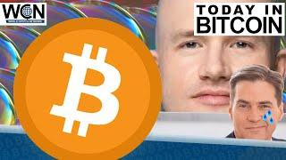 Today in #Bitcoin (Feb 25, 2021) - Wright has no Bitcoin - Fed Reserve Back Online - Charlie Munger