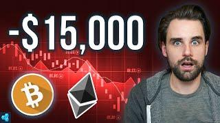 How I Lost $15,000 Trading Cryptocurrency