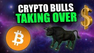 GET READY BULLS! - HUGE THINGS HAPPENING FOR BITCOIN & ETHEREUM