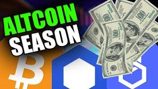 ARE WE ABOUT TO SEE THE BIGGEST ALTCOIN SEASON EVER? **Big Data**