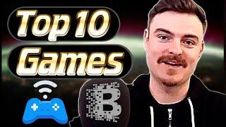 Top 10 Crypto/Blockchain Games 2020! - (Earn Crypto Playing!)