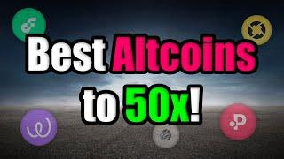 Low Cap Altcoin Gems with 50x Potential | Get Rich With Cryptocurrency in 2021