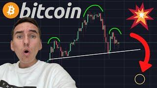 CRITICAL WARNING!!!  THIS BITCOIN PATTERN WILL CHANGE EVERYTHING!!!! [how to trade this]
