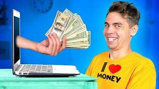 HOW TO MAKE MONEY FROM HOME? MAKE MONEY ONLINE!