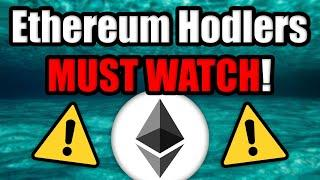 ️WARNING TO ALL ETHEREUM HODLERS IN JANUARY 2021! ALL NEW ETH CRYPTOCURRENCY INVESTORS MUST WATCH!