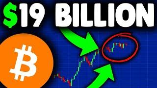 $19 BILLION about to BUY BITCOIN?! (must watch)!! Bitcoin News Today & Bitcoin Price Prediction 2021