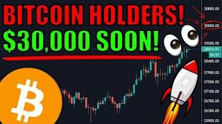 Bitcoin is Breaking $29,000 RIGHT NOW! MAJOR Bitcoin, Ethereum, & Cryptocurrency News Today!