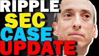 RIPPLE NEWS TODAY XRP RUMORS CONFIRMED Ripple SEC LAWSUIT CONTINUES; SEC MAKING  A HUGE MOVE!!