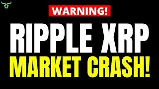 Ripple XRP MARKET CRASHING!!! WATCH IN 24HRS! | BILL GATES