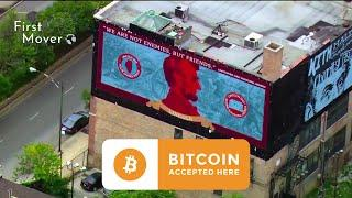 """The """"Mural Building"""" in Chicago Is For Sale; Owner Will Accept Bitcoin 