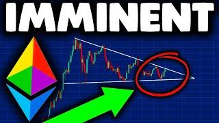 IMMINENT ETHEREUM MOVE WILL BE HUGE!! ETHEREUM PRICE PREDICTION & ETHEREUM NEWS TODAY (Ethereum 2.0)