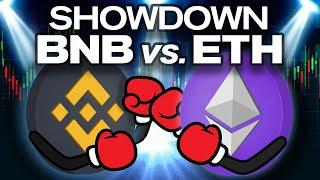Can BINANCE Do It!? Will BNB Overtake ETHEREUM!?