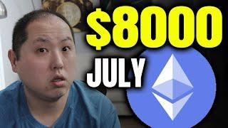 WHY ETHEREUM COULD HEAD TO $8000 BY JULY