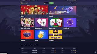 RooBet.com - Crypto Casino (Roulette & Blackjack and a lot of games)