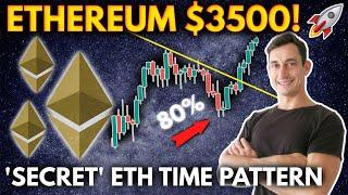 """ETHEREUM $3500 + Check Out This 5-Year ETH Pattern No-One Talks About (""""EXPERT EXPLAINS"""")"""