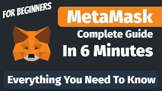 How to Create a MetaMask Wallet | MetaMask with Binance Smart Chain | Cryptocurrency