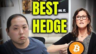 Bitcoin is the BEST HEDGE AGAINST INFLATION - Cathie Wood of Ark Invest