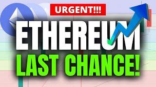 ETHEREUM NEWS URGENT!!! LAST CHANCE TO BUY ETH BEFORE $10,500!