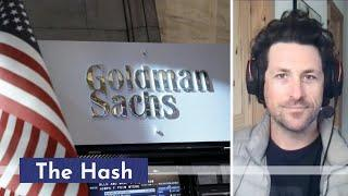 Goldman Sachs to Offer Bitcoin to Wealth Management Clients