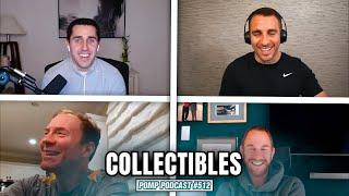 Collectibles | Ken Goldin and Ross Hoffman | Pomp Podcast #512