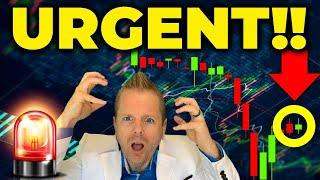 ATTENTION BITCOIN HOLDERS: THIS IS BAD NEWS!! (be ready)