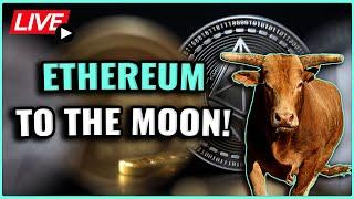 The Reason Some Say Ethereum Will MOONSHOT! Congress Coming for Bitcoin? Coffee N Crypto LIVE