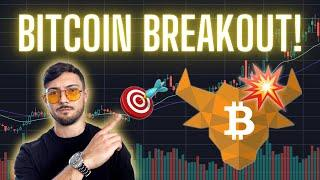 Bitcoin (BTC) is BREAKING OUT! New All-Time-Highs Incoming?