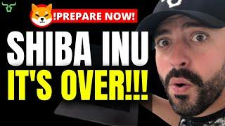 NO MORE FUD, IT'S OVER!!! Watch in 24hrs (Shiba Inu $SHIB Breaking NEWS And Price Prediction Video)
